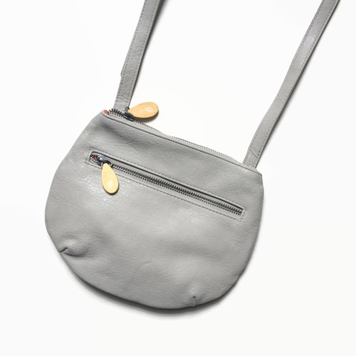 Crossbody Purse in Vegan Leather - orangeshine.com