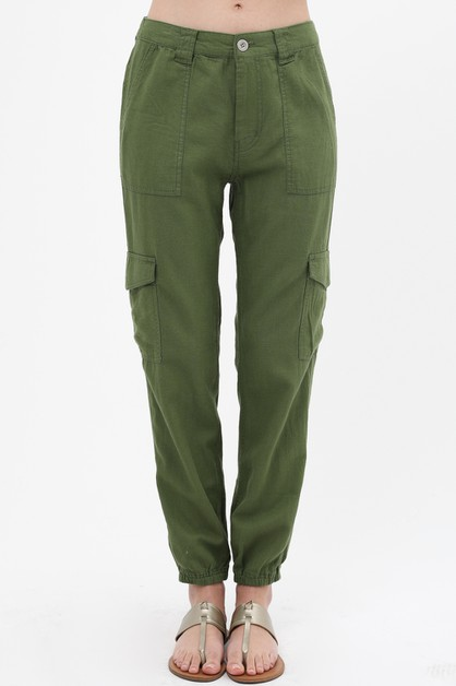 CARGO POCKET TROUSERS - orangeshine.com