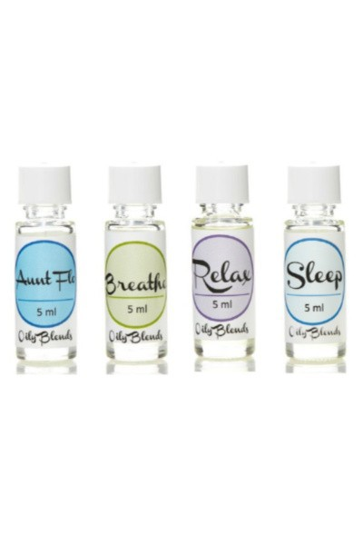 Essential Oil Sampler Pack of 10 - orangeshine.com