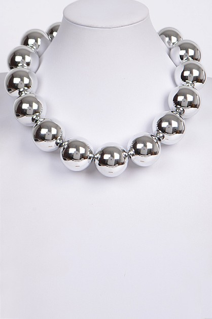 Luxury Pearl Necklace - orangeshine.com