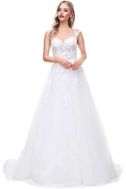 Bridal Dress - orangeshine.com