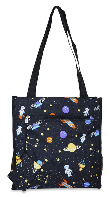 Galaxy Tote Bag 12 inch - orangeshine.com