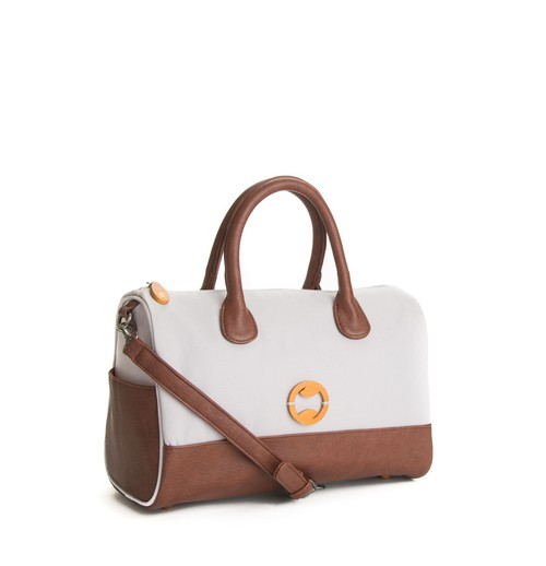 Canvas Crossbody Bag - orangeshine.com