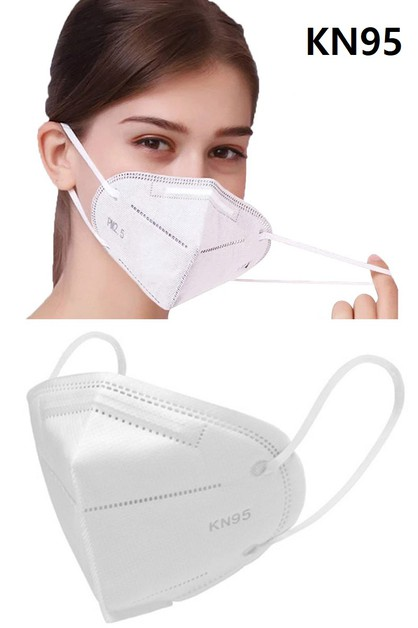 KN95 Face Mask Disposable Face Mask - orangeshine.com