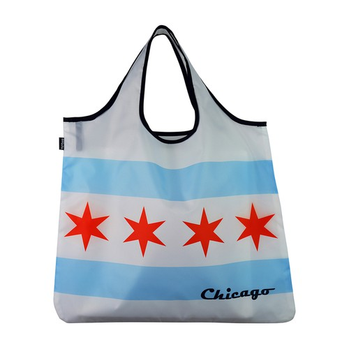 YaYbag ORIGINAL-Chicago Flag - orangeshine.com