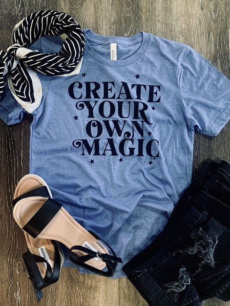 Create your own Magic - orangeshine.com