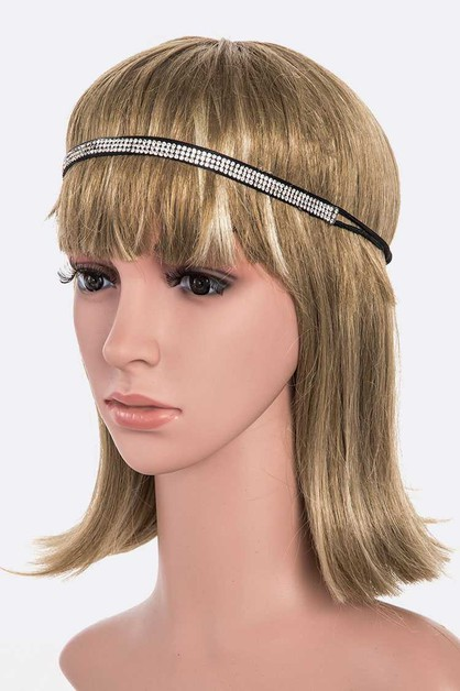 Stone Stretch Classic Headband Set - orangeshine.com