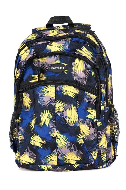 Abstract Colors Novelty Backpack - orangeshine.com