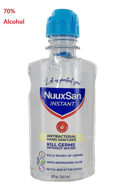 Hand Sanitizer - orangeshine.com