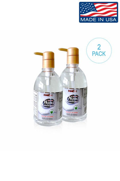 16oz Alcohol-Free Sanitizer 2-Bottle - orangeshine.com
