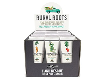 Rural Roots 18pc Display - orangeshine.com
