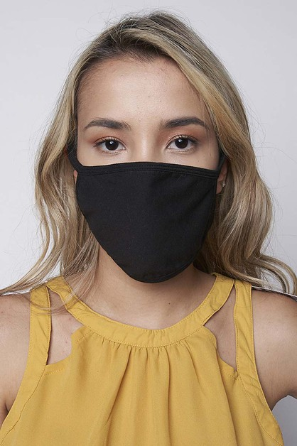 COTTON FACE MASK  - orangeshine.com