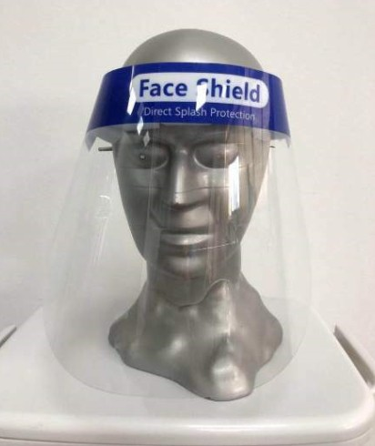 Detachable Anti Splash Face Shield - orangeshine.com