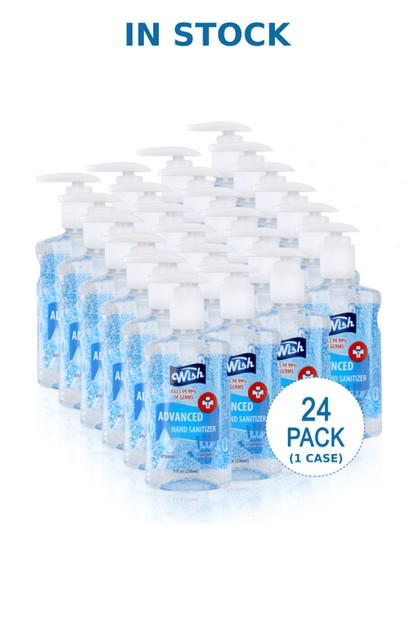 Alcohol Hand Sanitizer Pack of 24  - orangeshine.com