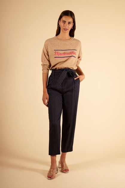 PERIHAN - WOMENS WOVEN PANTS - orangeshine.com