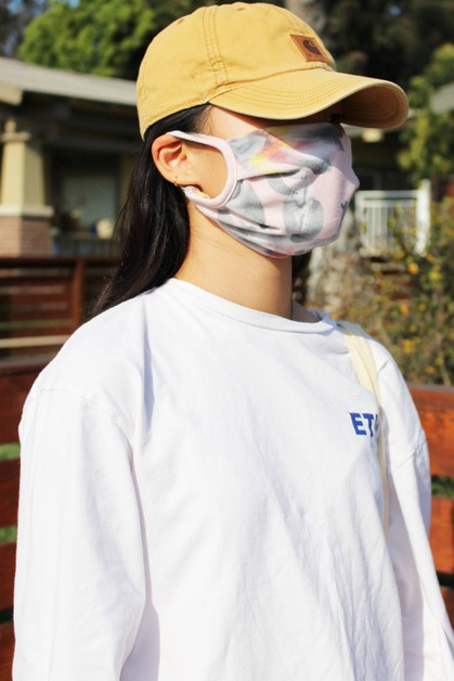 Fabric Face Mask - orangeshine.com