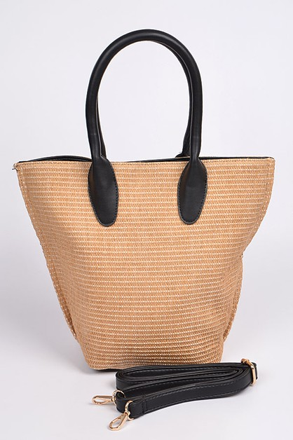 Top Handle Simple Handbag - orangeshine.com
