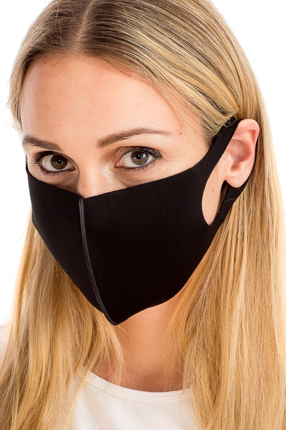 Polyester Face Mask - orangeshine.com