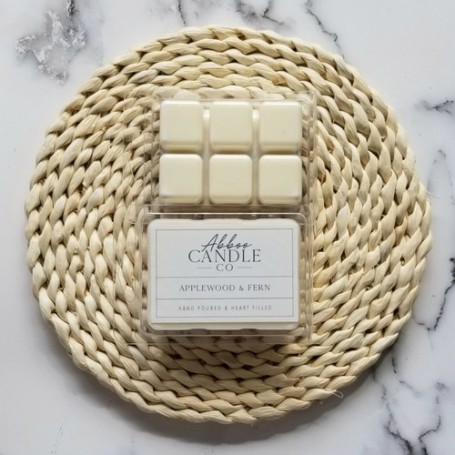 Applewood & Fern Soy Wax Melts - orangeshine.com