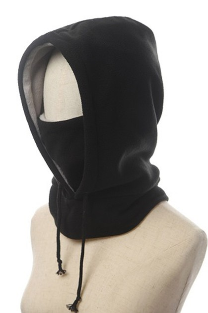 Hood Face Mask - orangeshine.com