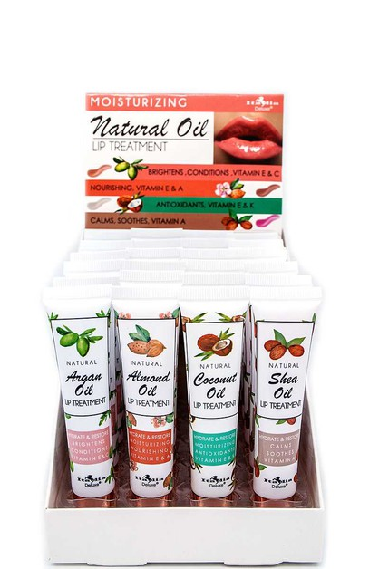 ITALIA DELUXE NATURAL OIL LIP  - orangeshine.com