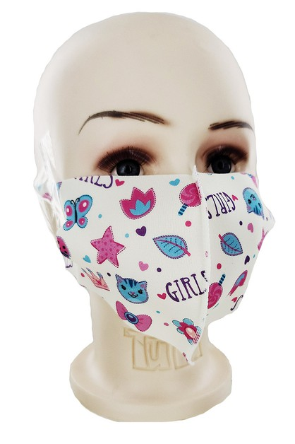 Dust Proof Kids Mask - orangeshine.com