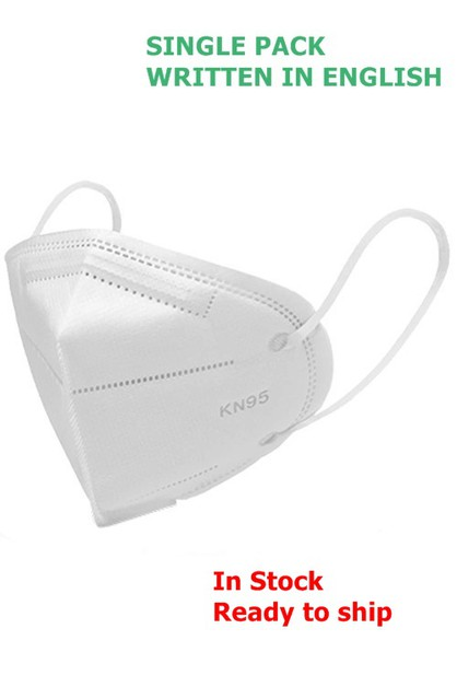 N95 rated multi layered mask - orangeshine.com