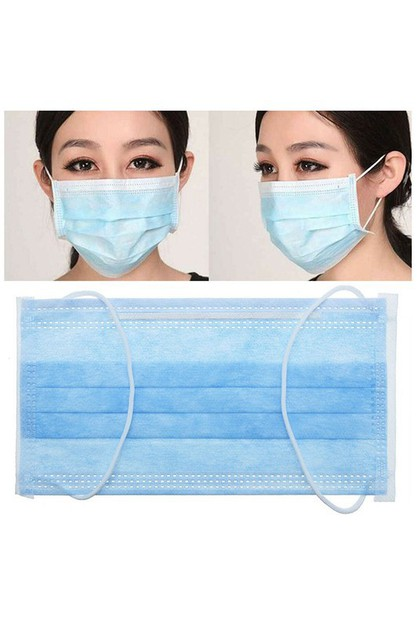 Disposable Face Mask - orangeshine.com