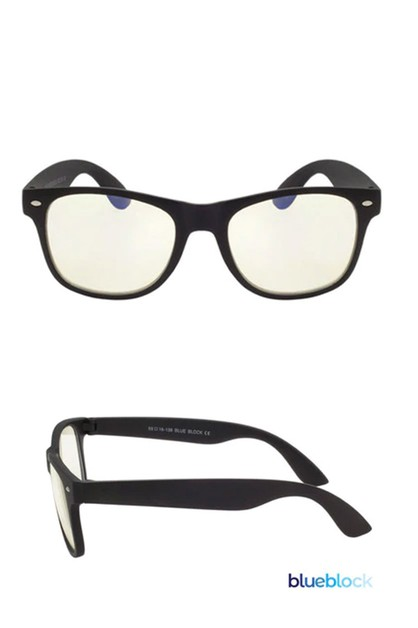 Blue Light Block Unisex Glasses - orangeshine.com