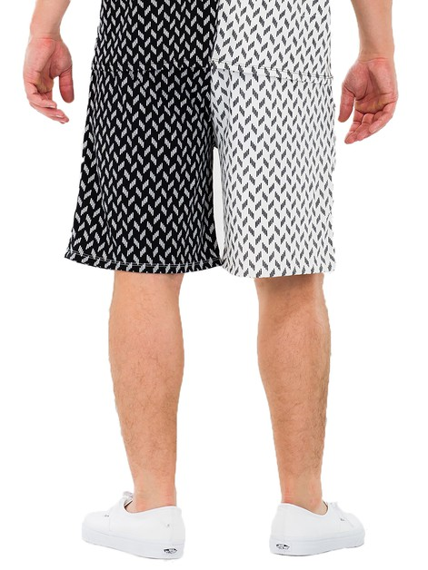 Two Print Shorts - orangeshine.com