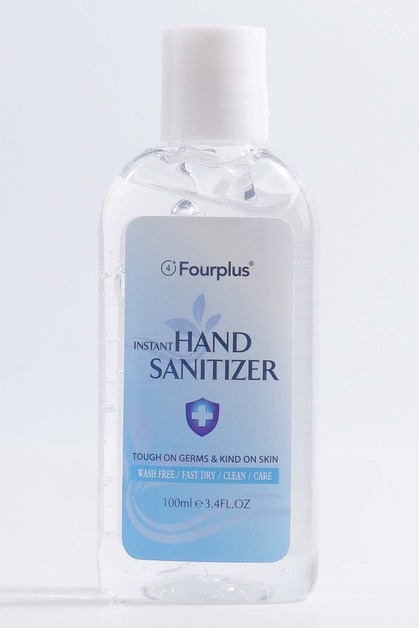 Hand Sanitizer 70Percent Alcohol - orangeshine.com