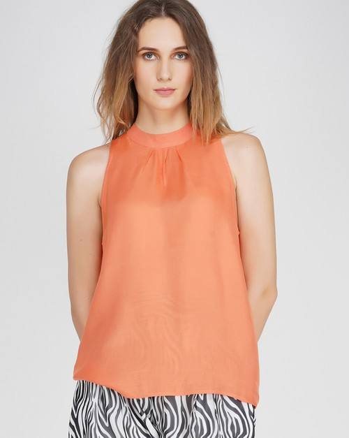 Coral Tank Top - orangeshine.com