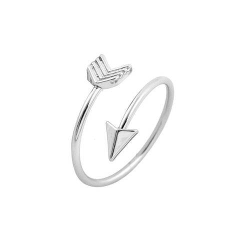 Delicate Arrow Ring - orangeshine.com