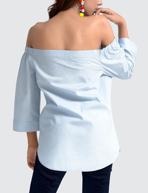 Womens Off Shoulder Top - orangeshine.com