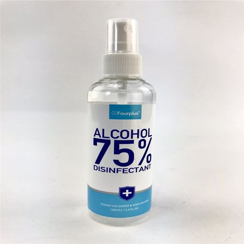 100ML Alcohol Disinfectant Spray  - orangeshine.com