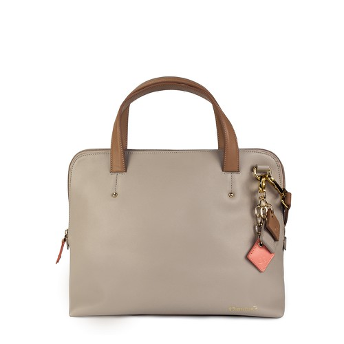 Elisa Leather Handbag - orangeshine.com