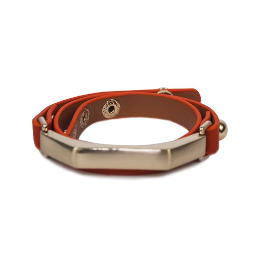 Sash Leather Bracelet - orangeshine.com