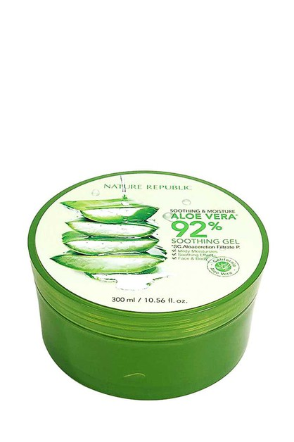 NATURE REPUBLIC ALOE VERA SOOTHING  - orangeshine.com