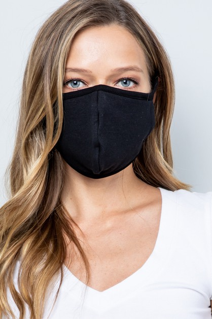 Unisex Fabric Face Mask - orangeshine.com