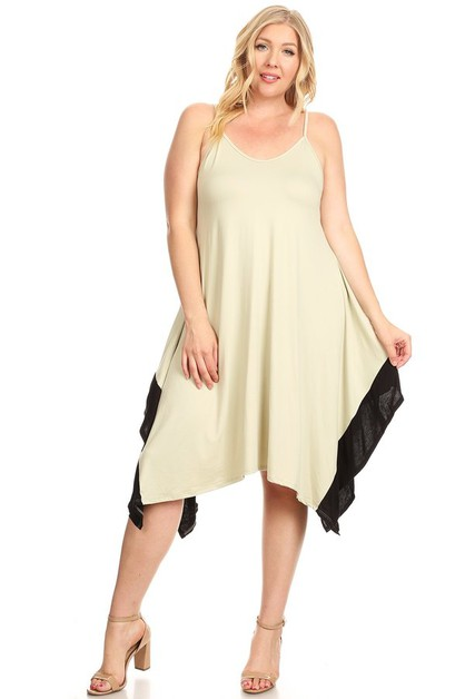 Dress  - Plus Size - orangeshine.com