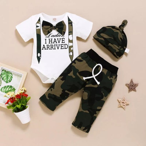 Boys 3pc outfit set - orangeshine.com