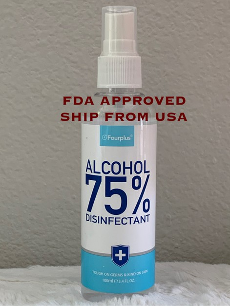 Alcohol Disinfectant - orangeshine.com