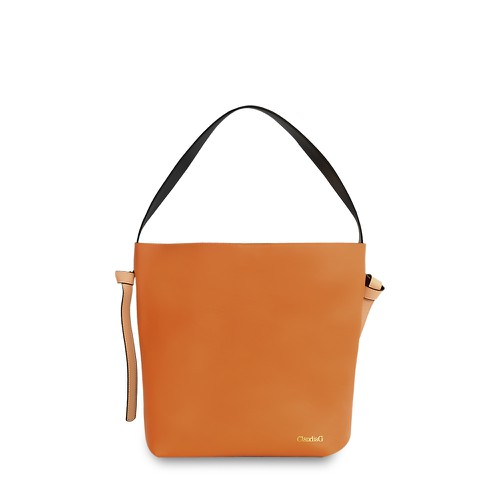 Versa Leather Tote - orangeshine.com