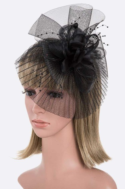 Oversize Convertible Fascinator Head - orangeshine.com