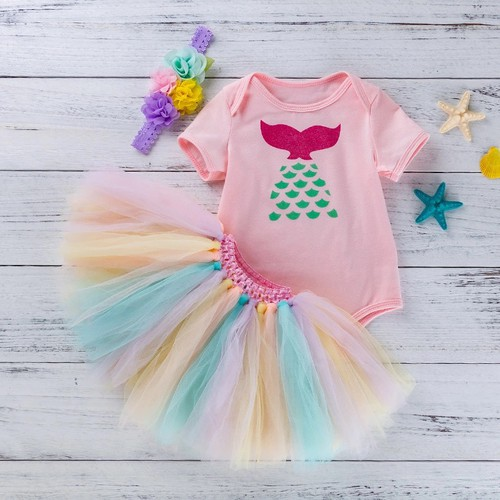 3pc  Tutu outfit sets  - orangeshine.com