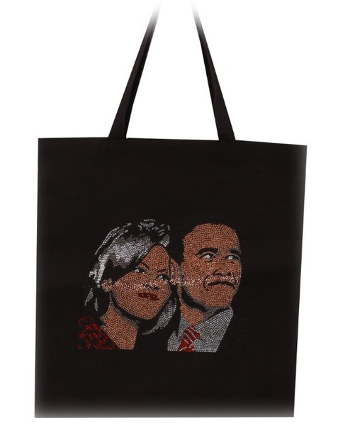 Obama`s Farewell Memorial ToteBag - orangeshine.com
