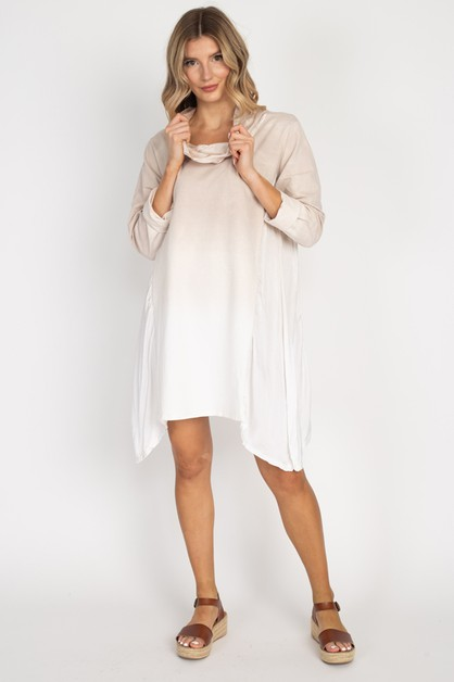 9375-N Tunic/Dress - orangeshine.com