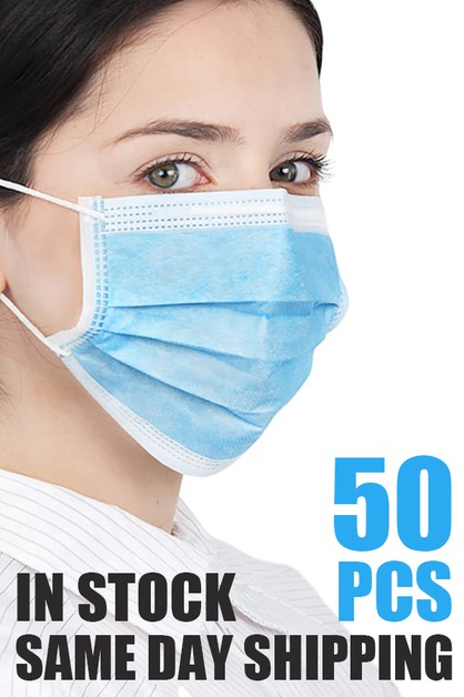 DISPOSABLE PROTECTIVE FACE MASK - orangeshine.com