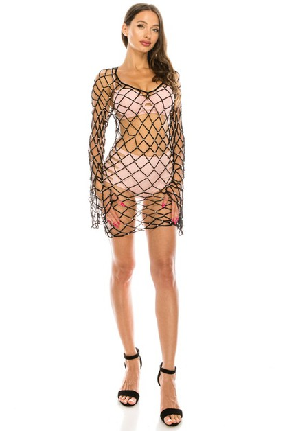 CROCHET DRESS - orangeshine.com