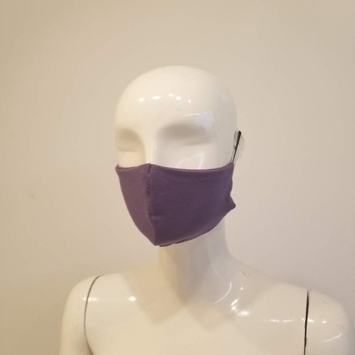 2ply face mask made in Los Angeles - orangeshine.com